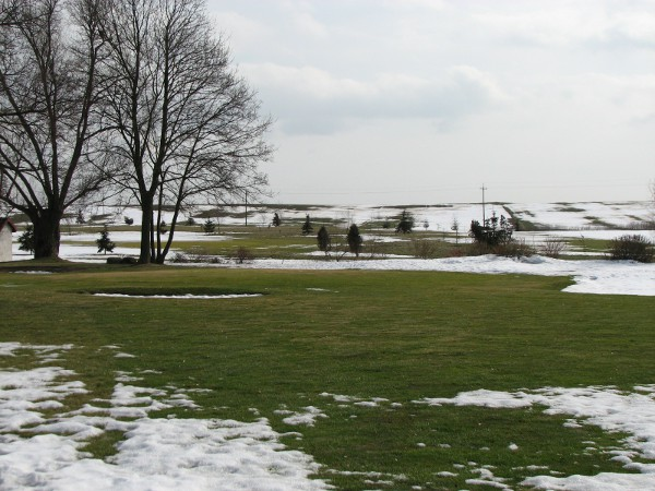 """<a href=""""http://blog.golf-olszewka.pl/2010/02/27/coraz-wiecej-trawy/""""></a>2010-02-27: w końcu śnieg zaczyna ustępować  Przeszedłem się dzisiaj po polu z aparatem, żeby pokazać wam jak się prezentuje. Zestaw czternastu zdjęć <a href=""""http://blog.golf-olszewka.pl/2010/02/27/coraz-wiecej-trawy/"""">znajdziecie na naszym blogu</a>."""