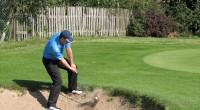 Pierwsza runda tegorocznych Otwartych Mistrzostw Bydgoszczy w golfie już za nami.