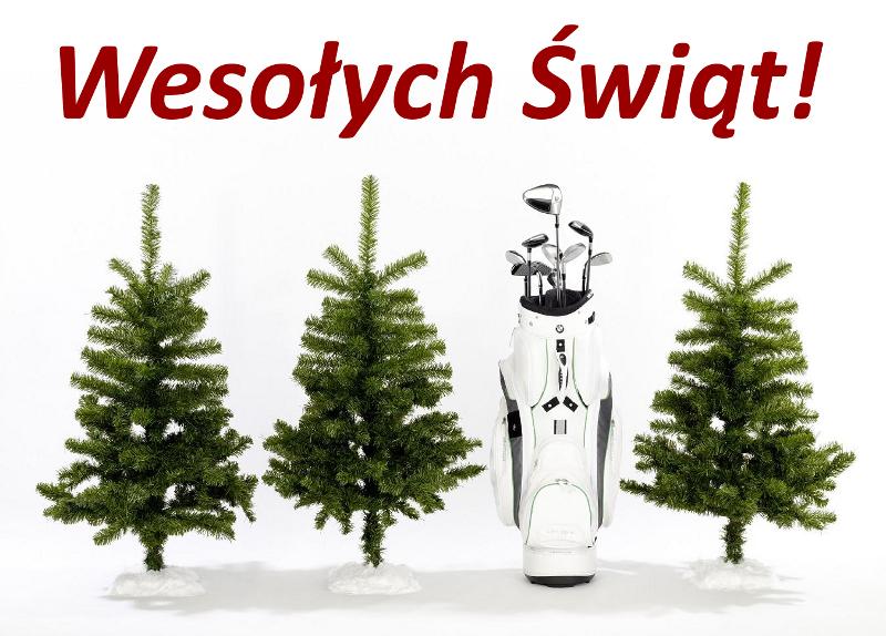 """<a href=""""http://golf-olszewka.pl/wp-content/uploads/2011/12/xmas-golf.png""""></a> Z okazji Świąt wszystkiego najlepszego życzy ekipa Pola golfowego w Olszewce."""