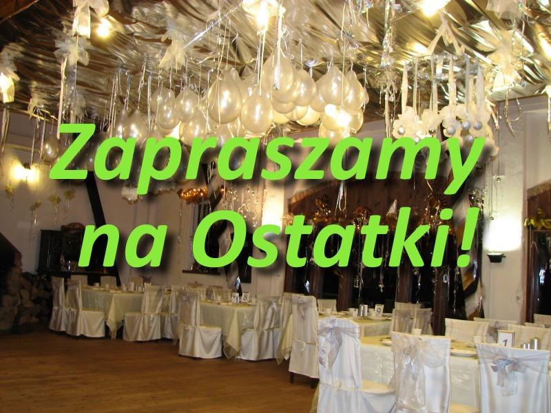 """18 lutego zapraszamy na <a href=""""http://imprezy.golf-olszewka.pl/2012/01/23/ostatki/"""">zabawę ostatkową</a> w <a href=""""http://imprezy.golf-olszewka.pl/"""">Starej Stodole</a>. <a href=""""http://imprezy.golf-olszewka.pl/2012/01/23/ostatki/""""></a>"""