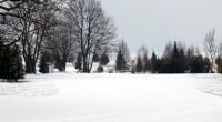 Zima sobie o nas przypomniała i sypnęła śniegiem. To oznacza, że zamykamy pole do odwołania.
