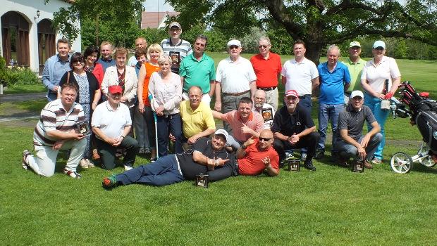 W sobotę 21 maja świętowaliśmy piętnastą rocznicę istnienia pola golfowego w Olszewce.